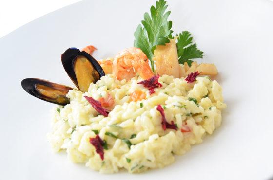 L'Aventure du Sucre Restaurant Le Fangourin_Risotto