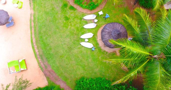 So Drone Adventure, So Sofitel Ile Maurice