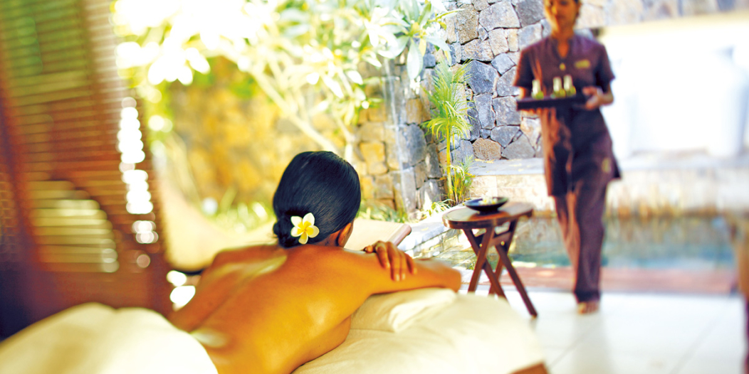 Spa ©Heritage Le Telfair Golf & Wellness Resort