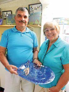 La découverte du verre de Murano
