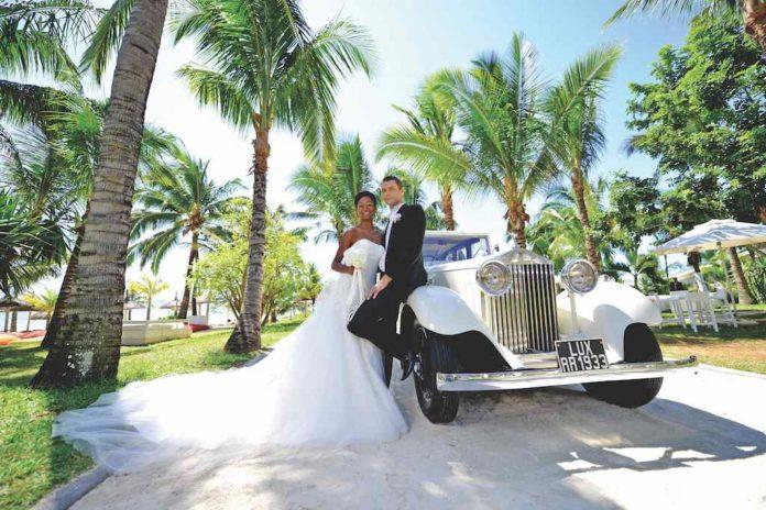 Tourisme du Mariage: Ile Maurice, destination mariage privilégiée