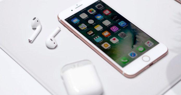 L'iPhone 7 disponible à Maurice