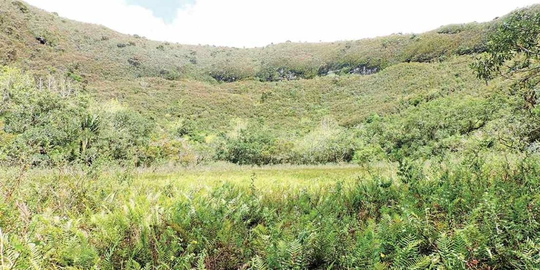 Trou Kanaka : le cratère caché du sud de l'île Maurice