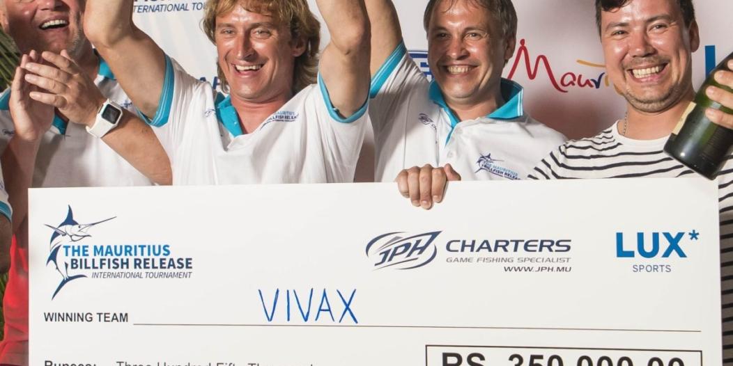 MBRIT: L'équipage russe Vivax remporte la première place