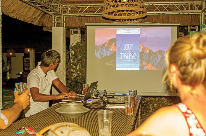 kite-surf.mu : Les amateurs de kitesurf ont leur réseau social