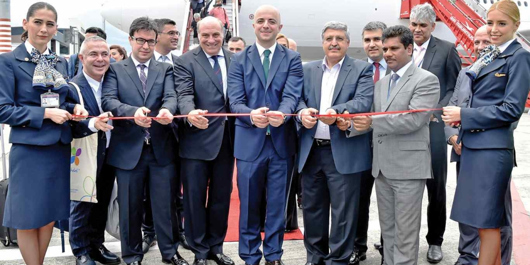 Turkish Airlines opère trois vols par semaine à Maurice