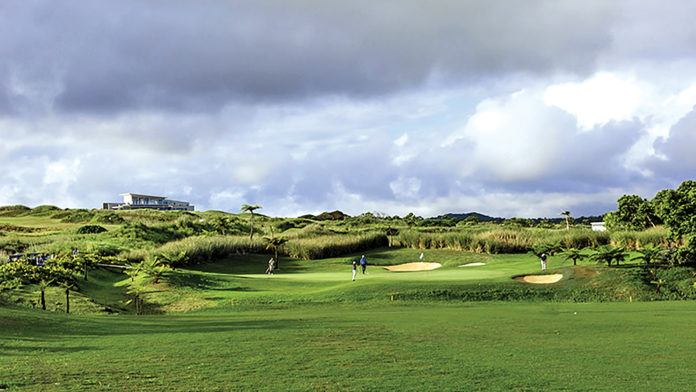 Avalon Golf Estate, à Bois-Chéri.