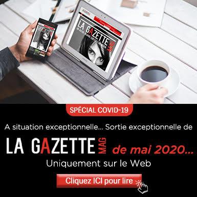 La Gazette Mag mai 2020