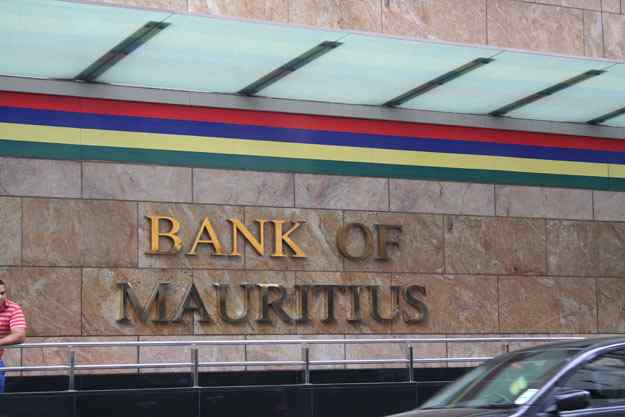 Les banques à l'île Maurice