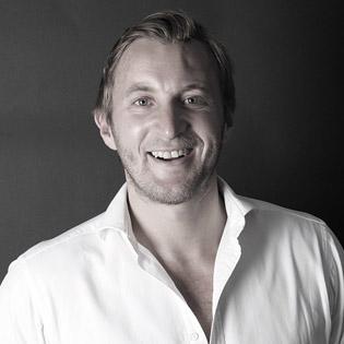 Brett Gregory-Peake, l'épicurien ambitieux