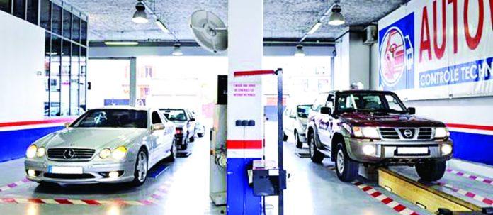 Le contrôle technique des véhicules privatisé