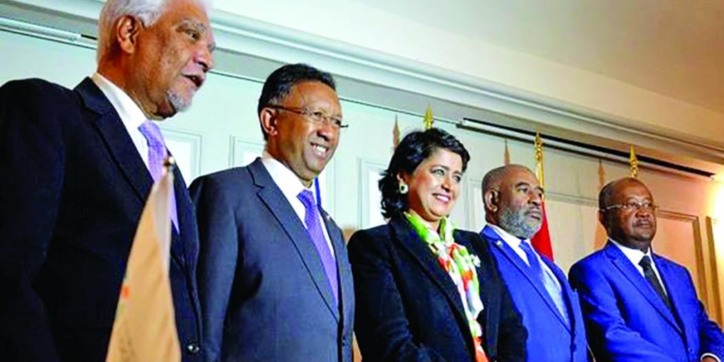 Hamada Madi Boléro, nouveau Secrétaire général de la COI
