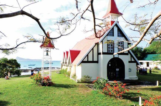 Notre Dame Auxiliatrice Cap Malheureux