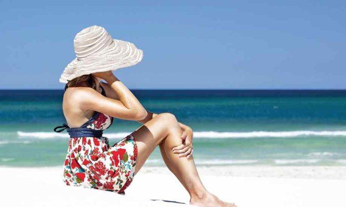 Mesdames : Comment s'habiller quand il fait chaud à l'Île Maurice ?