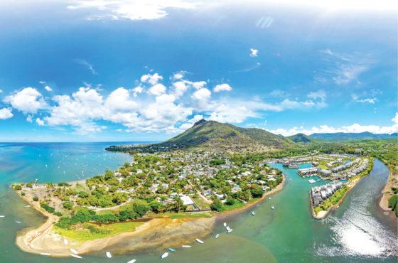 Immobilier à Maurice - La Balise Marina
