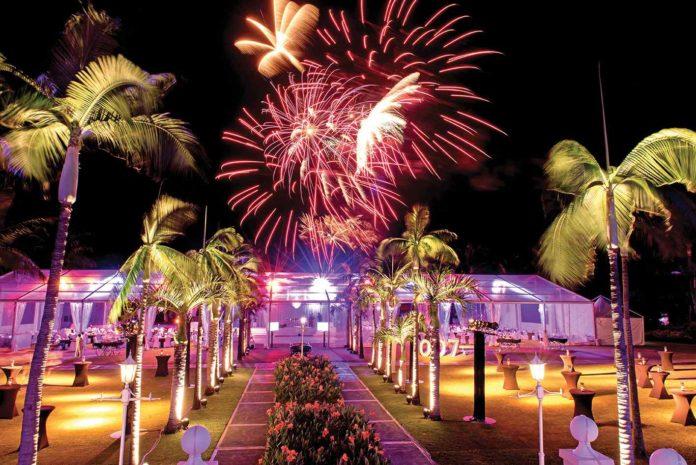 Nouvel An sous les tropiques à Maurice