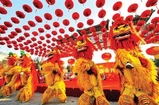 Fête du printemps : La richesse de la culture chinoise à Maurice