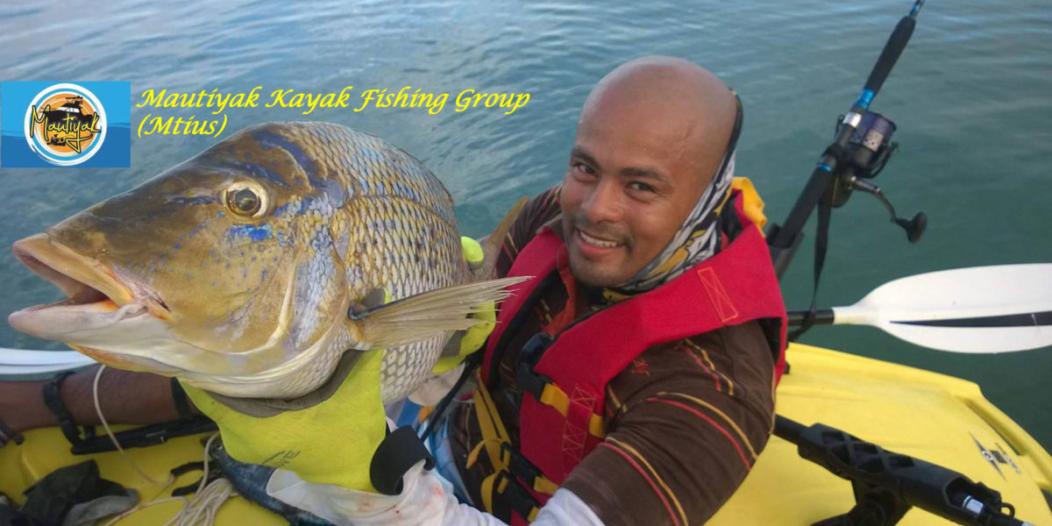 5ème édition de la pêche en Kayak