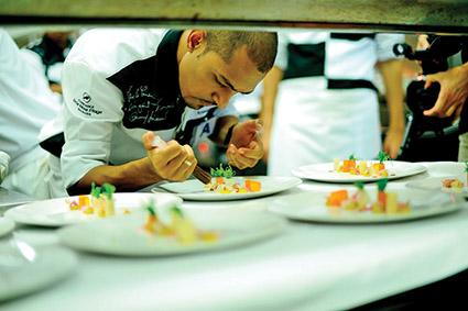 Festival Culinaire Bernard Loiseau 2016