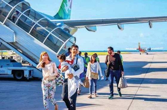 Maurice a accueilli 1 151 723 touristes en 2015