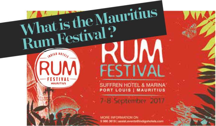 Rum Festival Maurice