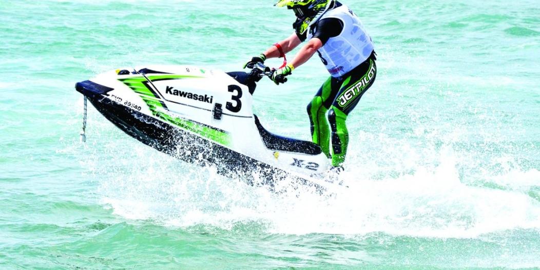 Le jet ski interdit dans les eaux mauriciennes