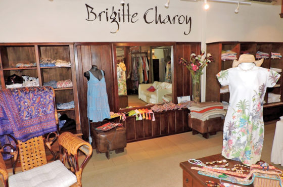 Brigitte Charoy : le resort wear par excellence
