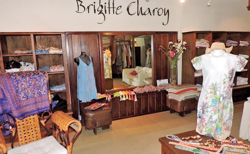Brigitte Charoy : le resort wear par excellence