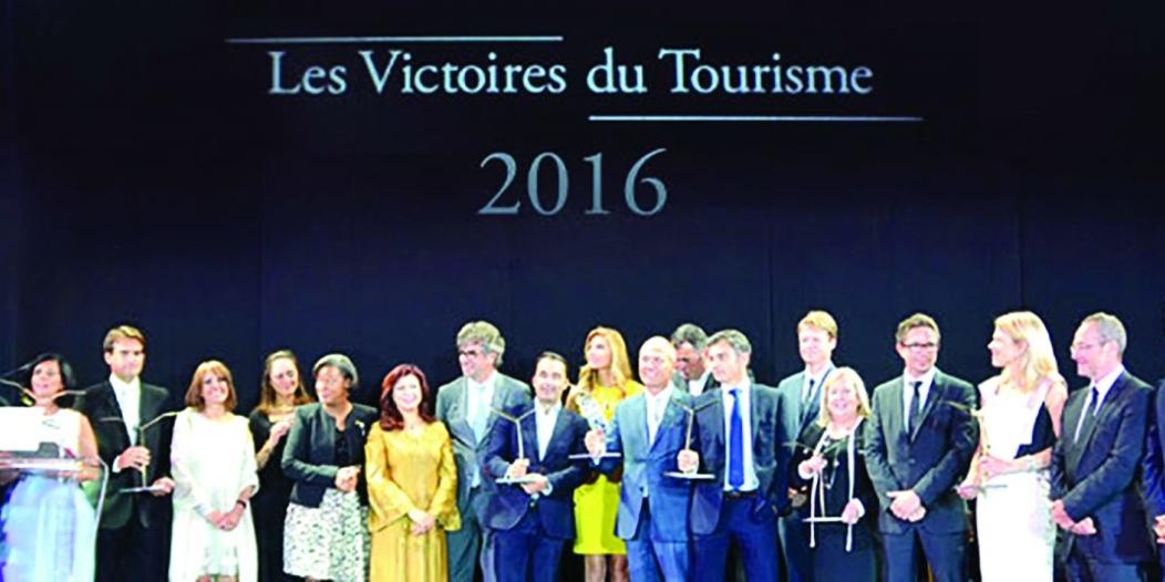 L' île Maurice finaliste aux Victoires du Tourisme