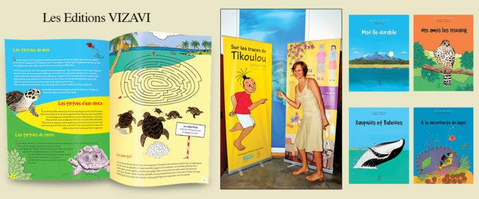 Les Editions VIZAVI : Hymne à la culture mauricienne