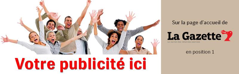 pub-La Gazette